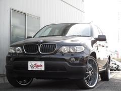 BMW X53.0si スポーツパッケージ黒本革HDDナビBカメラ