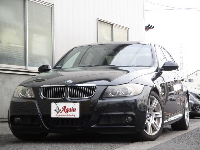 BMW 325i Mスポーツ 純正HDDナビ