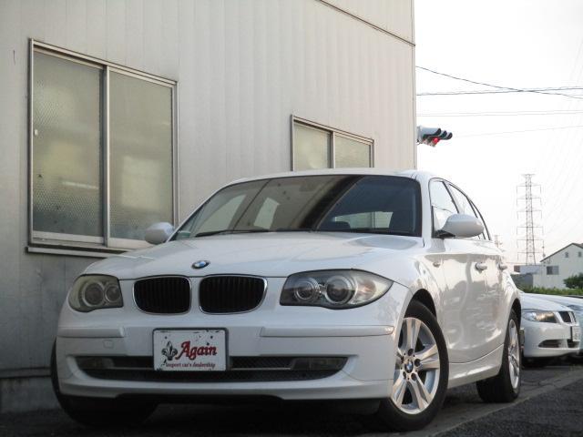 BMW 120i ハイラインパッケージ  地デジHDDナビ