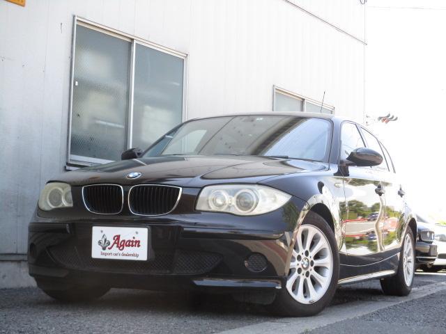 BMW 116i スポーツ 地デジHDDナビ ETC HID