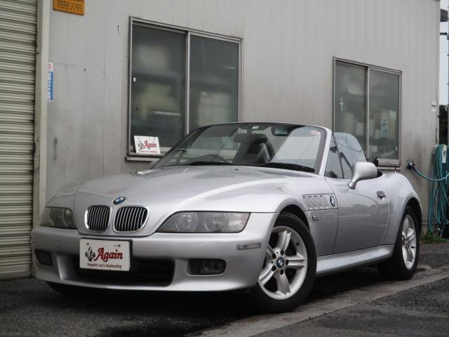 BMW 2.2i後期型 地デジSDナビ 黒革