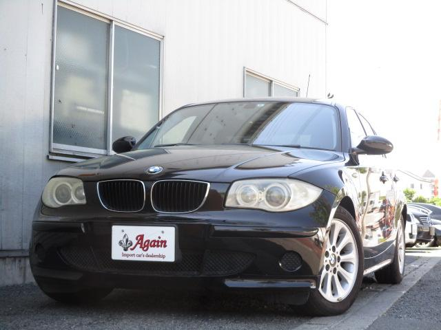 BMW 118iスポーツ 地デジSDナビ走行2.7万キロスマートキー