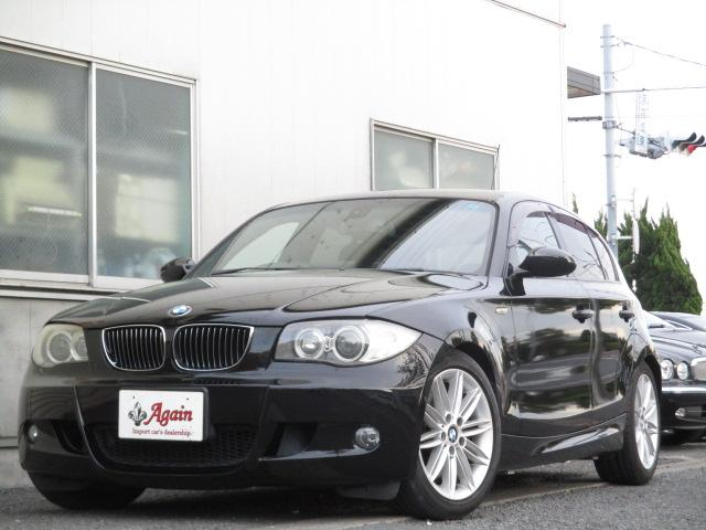 BMW 116i Mスポーツ本革 地デジSDナビ 走行17000キロ