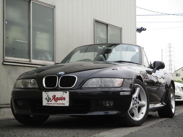 BMW 2.2i特別装備車 エディション1 黒革シート地デジSDナビ