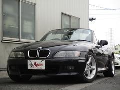 BMW Z3ロードスター2.2i特別装備車 エディション1 黒革シート地デジSDナビ