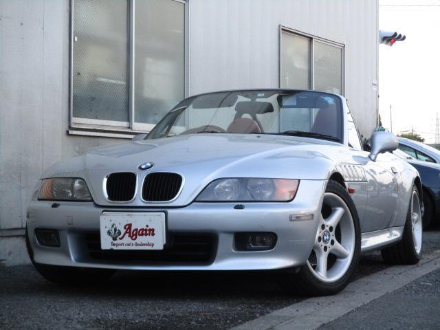 BMW 2.8本革シートヒーター パワーシート地デジSDナビ4万キロ