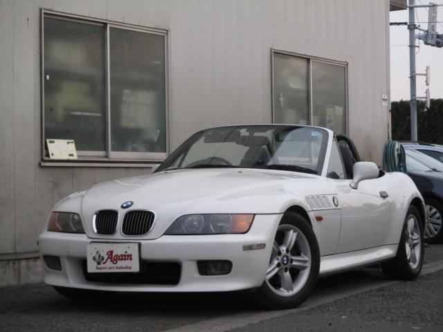 BMW 2.0 特別仕様車 黒革シート 地デジSDナビ