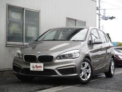 BMW218iアクティブツアラーHDDナビBカメラ衝突軽減ブレーキ