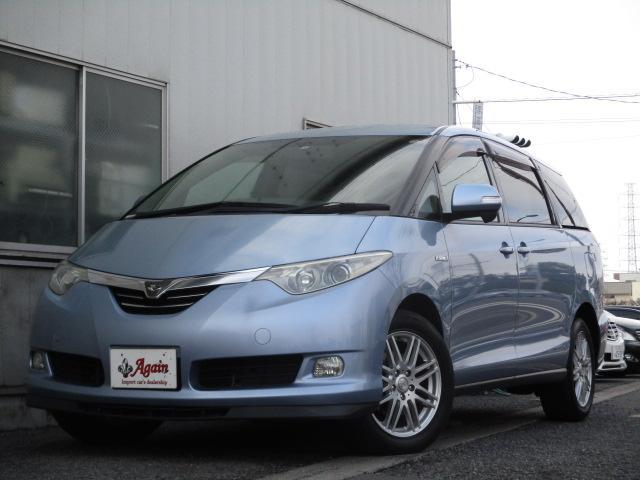 トヨタ X4WDフルセグHDDナビ パワースライドドア スマートキー