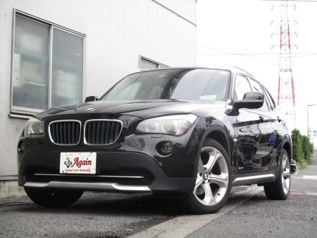 BMW X1 sDrive 18i ハイラインパッケージ黒革パノラマルーフ