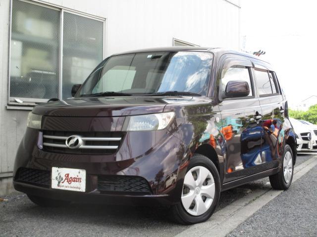 トヨタ bB Z 走行11000キロ ワンオーナー車 地デジHDDナビ 記録簿付き