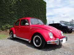 VW ビートルタイプI MEXICO 内装ブラック