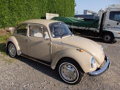 VW ビートルタイプI1303S AT 内装オリジナルタン