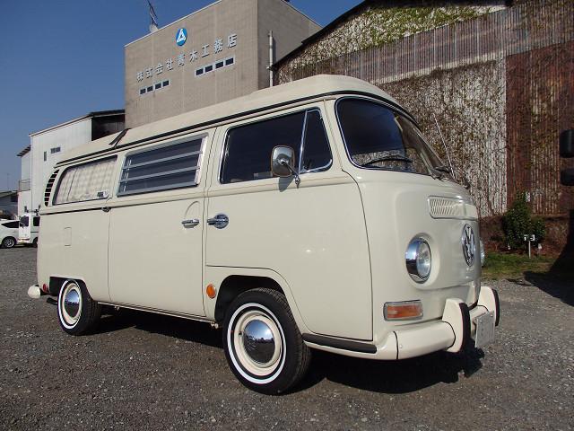 フォルクスワーゲン 空冷VW TYPE-2 WESTFALIA ワーゲンバス