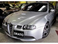 アルファ147GTA 3.2 V6 6速マニュアル 車高調整サスペンション