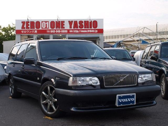 ボルボ 850Rエステート 特別限定車 レストア済ガラスコート済