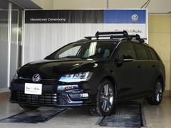 VW ゴルフヴァリアントR−Line BMT Dプロ 専用エクステリア&17AW
