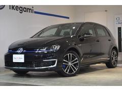 VW ゴルフGTEベースグレード