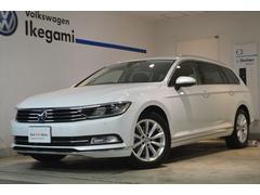 VW パサートヴァリアントTDIエレガンスライン