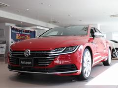 VW アルテオンTSI 4モーション エレガンス 登録済み未使用車 禁煙