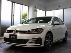 VW ゴルフGTIパフォーマンス 登録済未使用車 245PS 特別仕様車 禁煙