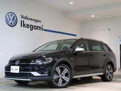 VW ゴルフオールトラックTSI 4モーション マイスター デジタルメーター 革シート