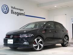 VW ポロGTI登録済未使用車 ナビ、テクノロジー、セーフティパッケージ付