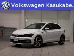 VW ポロGTIナビPテクノロジーPセーフティPの3点セット付登録済未使用車