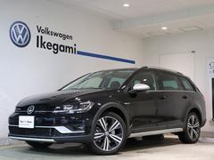 VW ゴルフオールトラックTSI 4モーション マイスター 登録済未使用車 純正ナビ