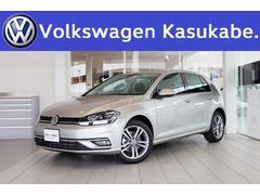 VW ゴルフTDIハイライン マイスター 登録済未使用車 革 純正ナビ