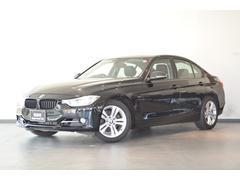 BMW320i スポーツ MパフォEキット 黒レザー 認定中古車