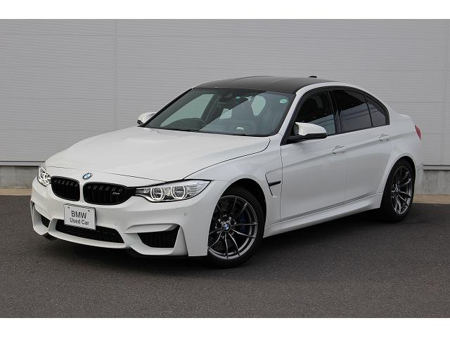 BMW M3認定中古車 純正ナビ ヘッドアップディスプレイ ETC