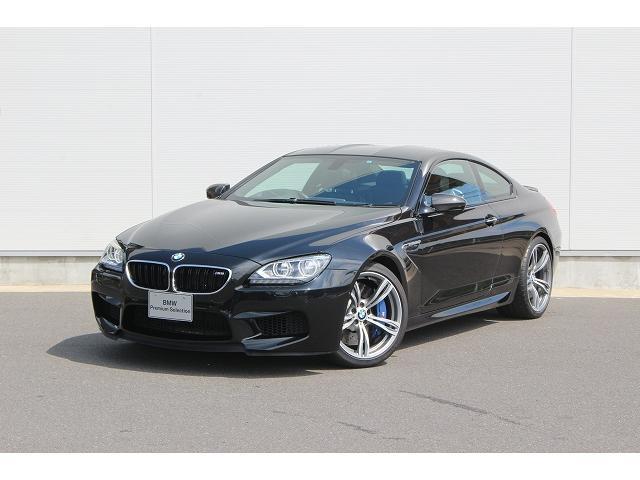 BMW M6クーペ 認定中古車 純正ナビ ソフトクローズドア