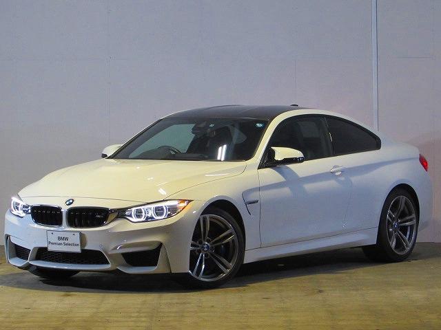 BMW M4クーペ 認定中古車 純正ナビ ワンオーナー 禁煙車