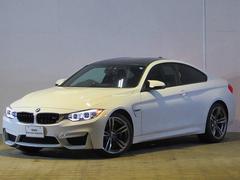 BMWM4クーペ 認定中古車 純正ナビ ワンオーナー 禁煙車