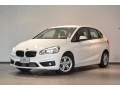 BMW218iアクティブツアラー 1オナ ナビ SOS 認定中古車