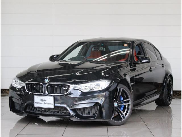 BMW M3 M3 Mアダプティブサス ハーマンカードン HUD サキールオレンジレザー Mアダプティブサスペンション ヘッドアップディスプレイ ハーマンカードン 可変バルブ LEDヘッドライト MDCT シートヒーター LCI後期テールライト カーボントリム