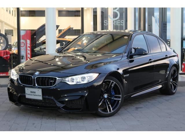 BMW M3 認定中古 MDCT 19AW