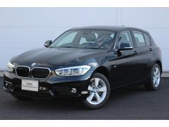 BMW118d スポーツ 認定中古車 登録済み未使用車