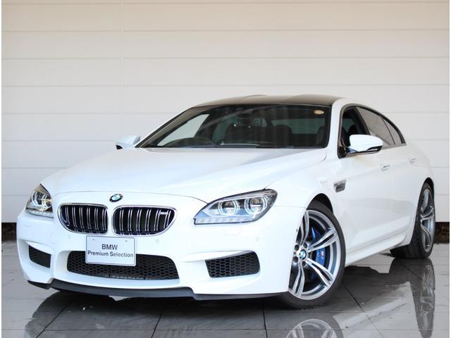 BMW M6 グランクーペ 認定中古車