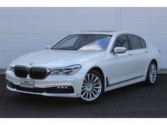 BMW740i プラスパッケージ 試乗車