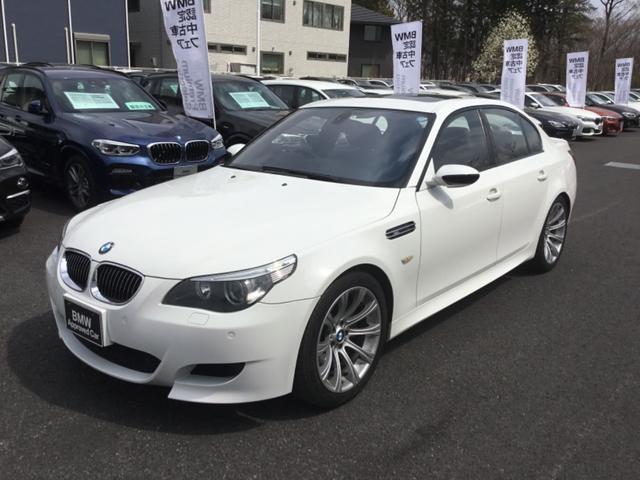 BMW M5 V10 ブラックレザー