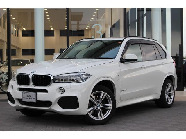 BMW xDrive 35d Mスポーツ アダプティブサスペンション