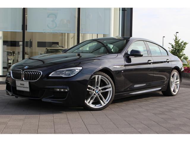 BMW 640iグランクーペ Mスポーツ 地デジ サンルーフ