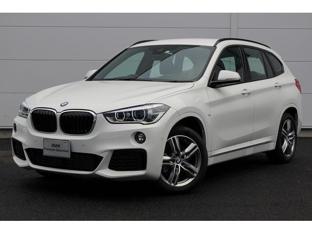 BMW sDrive 18i Mスポーツ 登録済未使用車