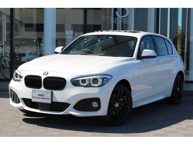 BMW 118d Mスポーツ エディションシャドー SR UGP
