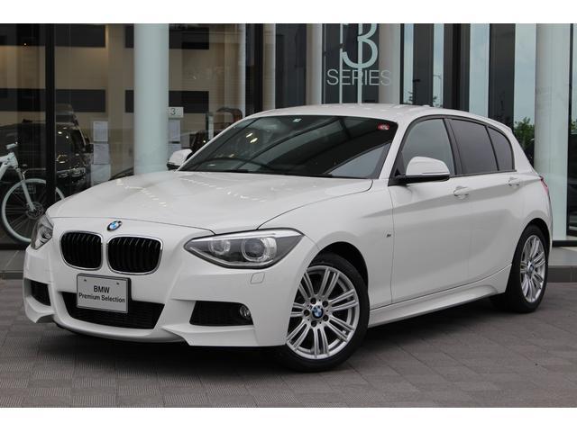 BMW 116i Mスポーツ 純正HDDナビ