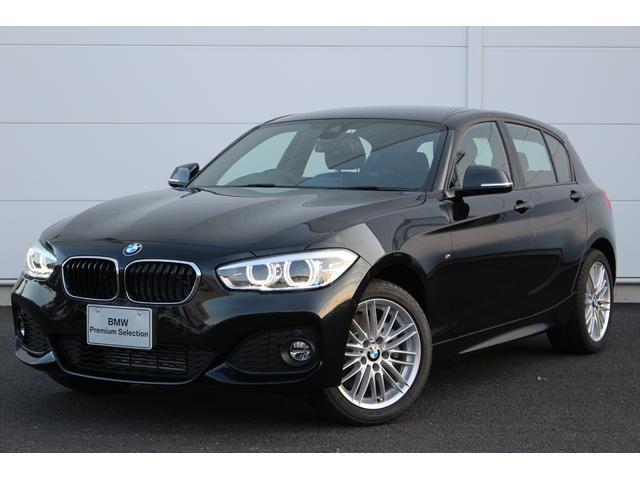 BMW 118d Mスポーツ 登録済未使用車