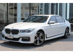 BMW750Li Mスポーツ リアコンフォートプラスパッケージ