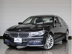 BMW740i OP20ホイール ワンオーナー ソフトクローズドア